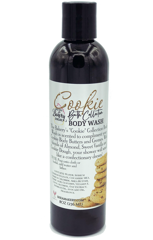 Cookie Scented Body Wash