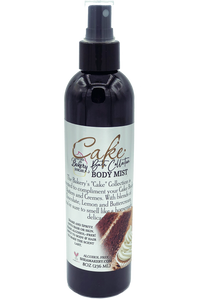 Chocolate Cake Body Mist