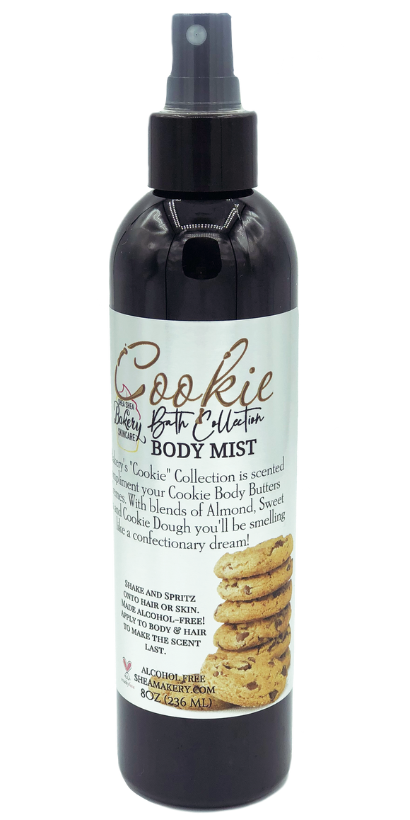 Cookie Scented  Body Mist