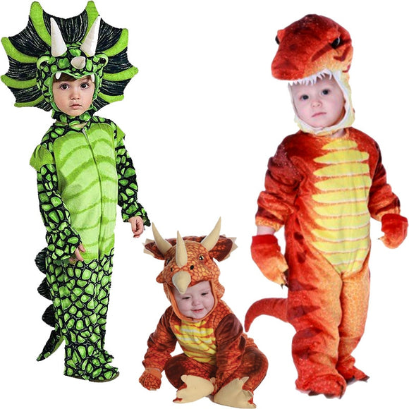 Kid's Dinosaur Costumes