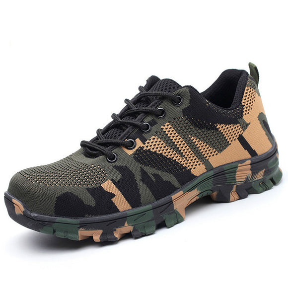 Men's Camouflage Tennis Shoes