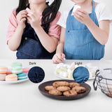 Matching denim apron for kids & adults