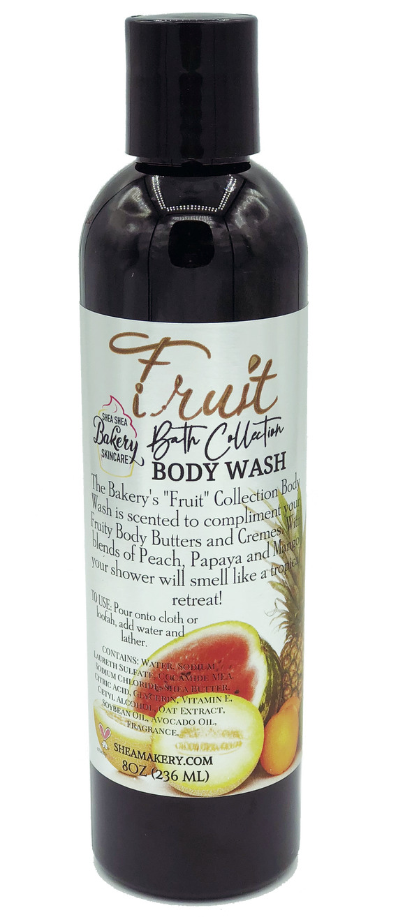 Tropical  Fruit Body Wash