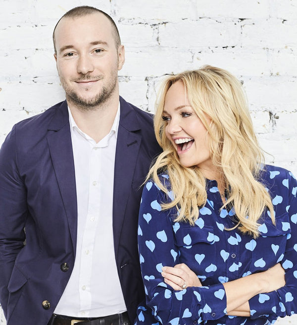 Kit & Kin has been created by co-founders Emma Bunton and Christopher Money