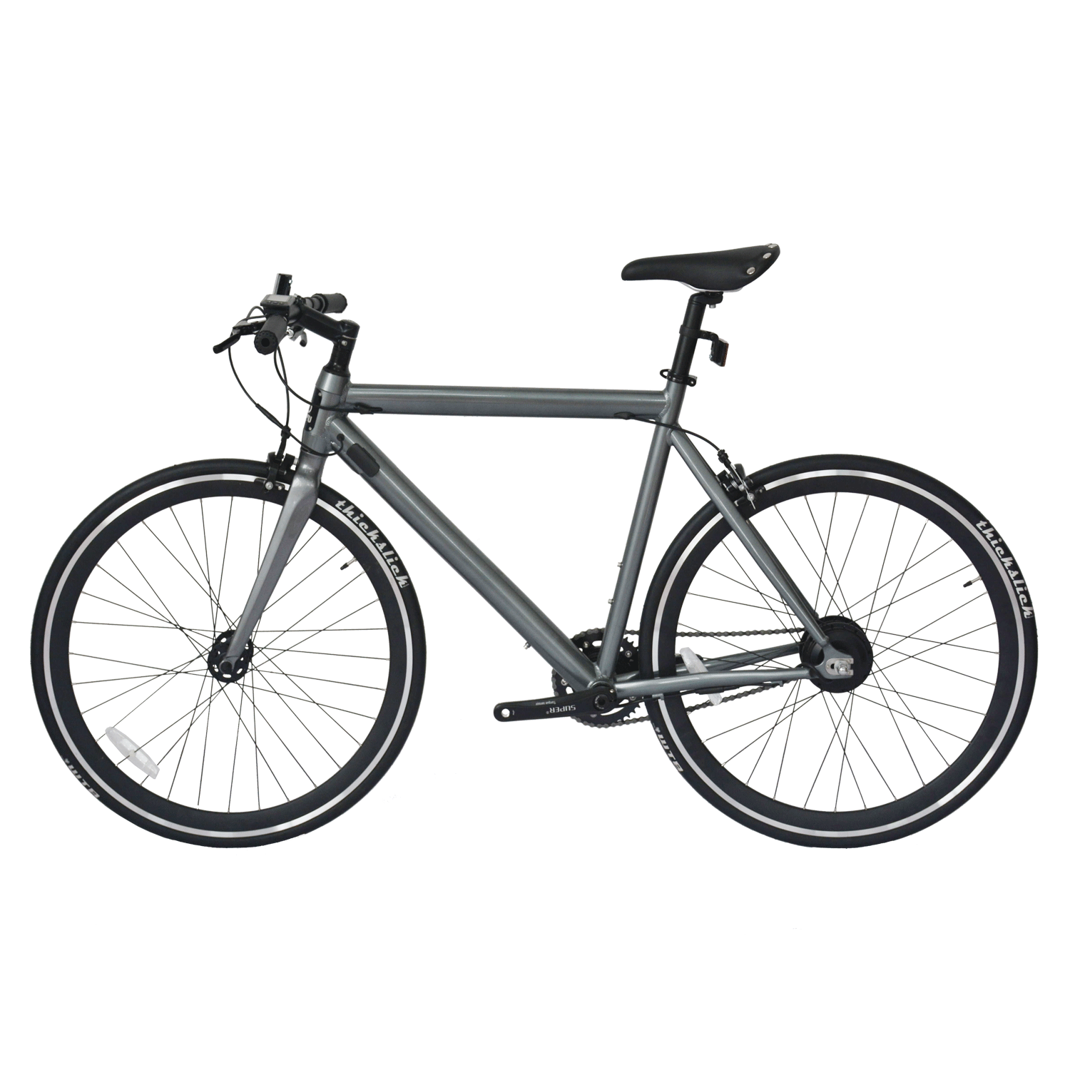 1 Speed Super Light Commuter eBike 250W - FLASH SALE - State Physical