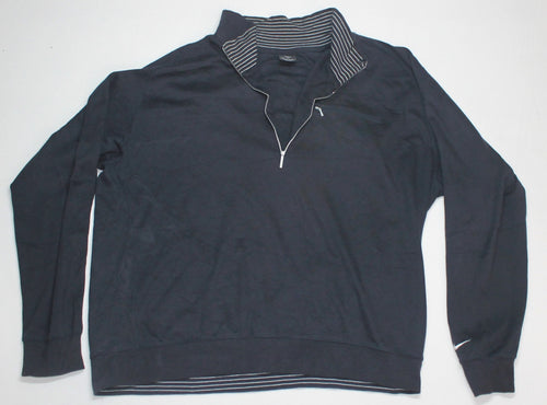 Nike Quarter Zip Sweatshirt (XL)