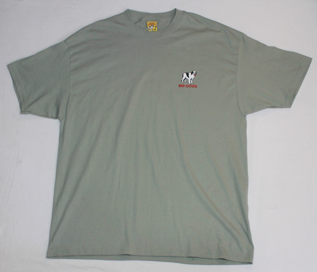 Vintage 2004 Big Dogs Golf T-Shirt (XL)