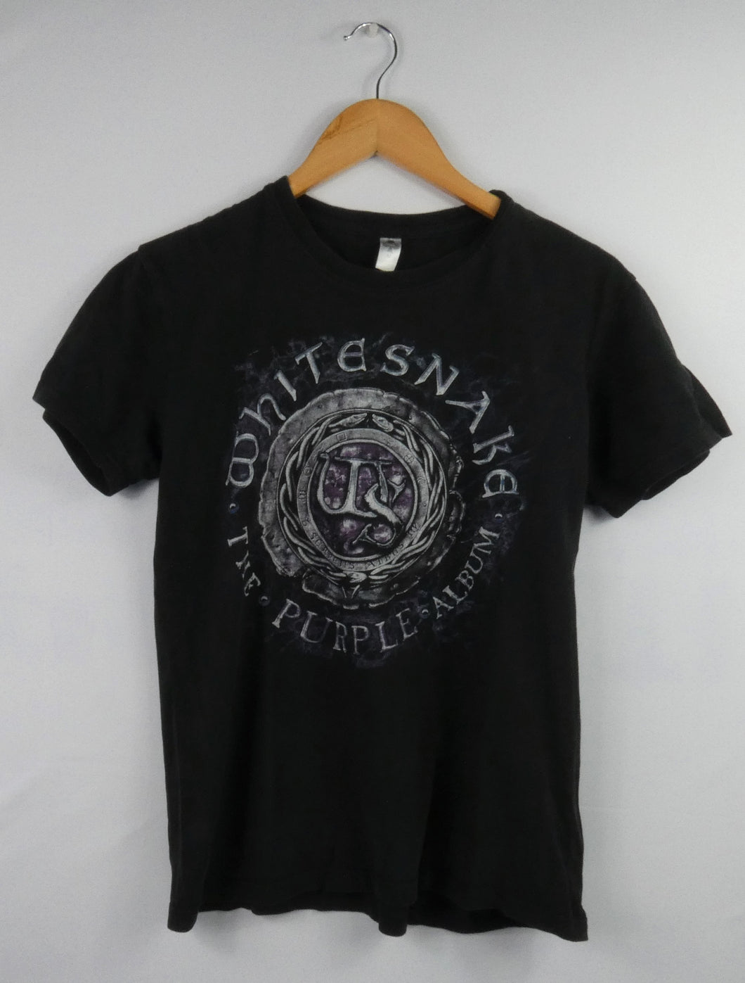 Vintage Whitesnake Tour T-Shirt (S)