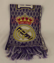 Load image into Gallery viewer, Vintage Real Madrid Scarf