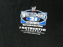 Load image into Gallery viewer, Vintage 2005 Wrestlemania 21 T-Shirt (L)