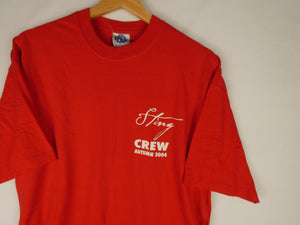 "2004 Sting ""Crew"" Autum Tour T-Shirt (XL)"