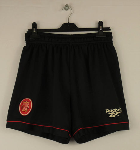 1996-97 Reebok Liverpool Shorts (L)