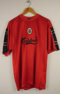 1998-99 Reebok Liverpool Training Jersey (M)