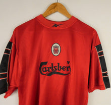 Load image into Gallery viewer, 1998-99 Reebok Liverpool Training Jersey (M)