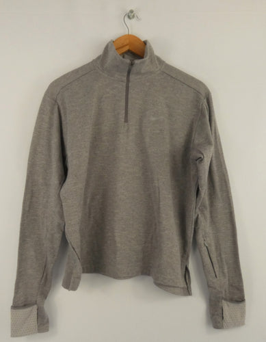 Nike Cropped Sweatshirt (L)