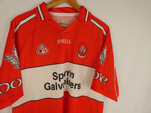 Load image into Gallery viewer, Derry 2006 GAA Jersey (M)