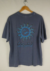 "Vintage ""Fuerteventura Liquid"" Faded T-Shirt (L)"