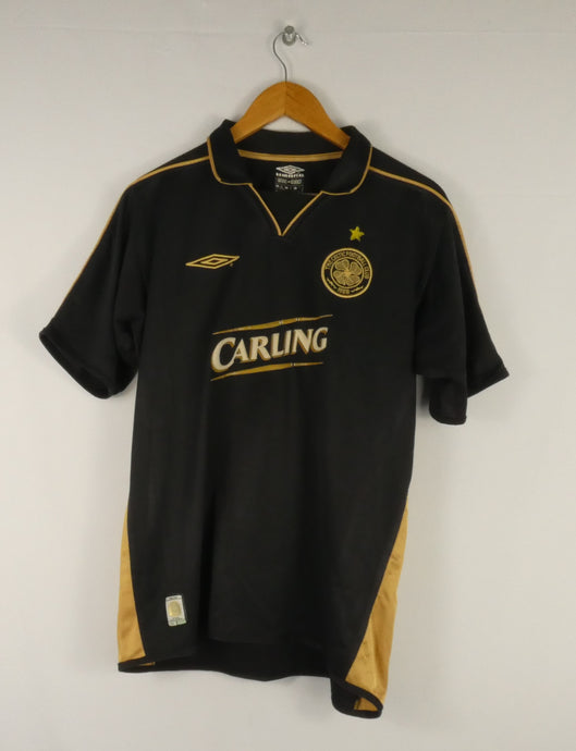 2003-04 Umbro Celtic Jersey (Away) (M)
