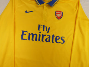2013-14 Nike Arsenal Jersey (Away) (XL)