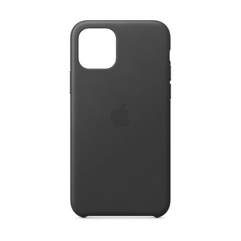 Leather Case Black for iPhone 11 Pro