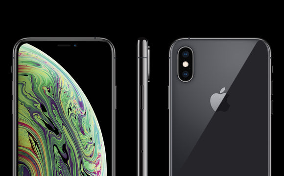 iPhone XS, 512GB Space Gray