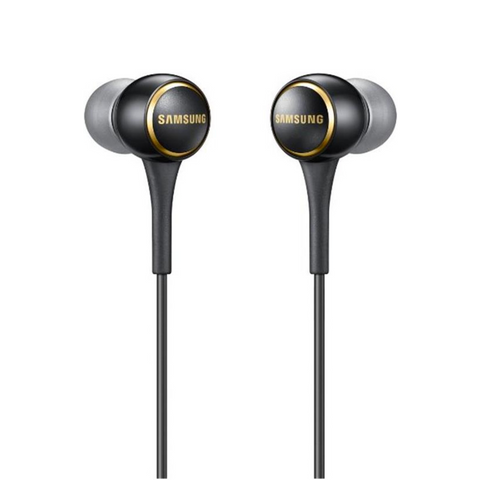 In-Ear Earphones Schwarz
