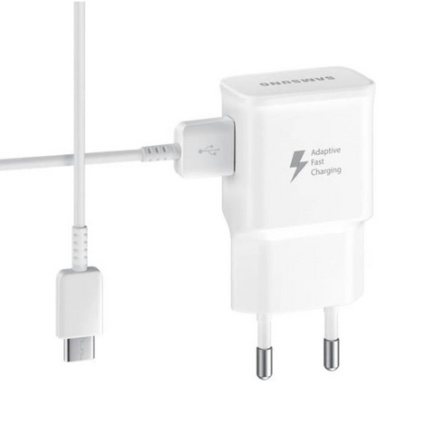 2A Fast Charge, USB-C