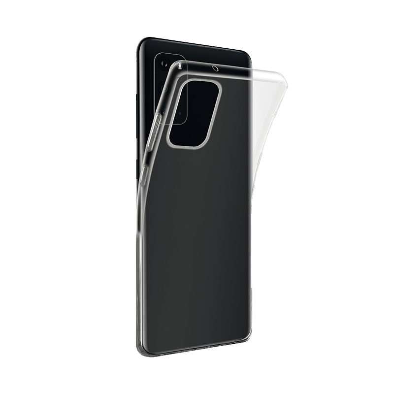 Slim Cover S20 Clear