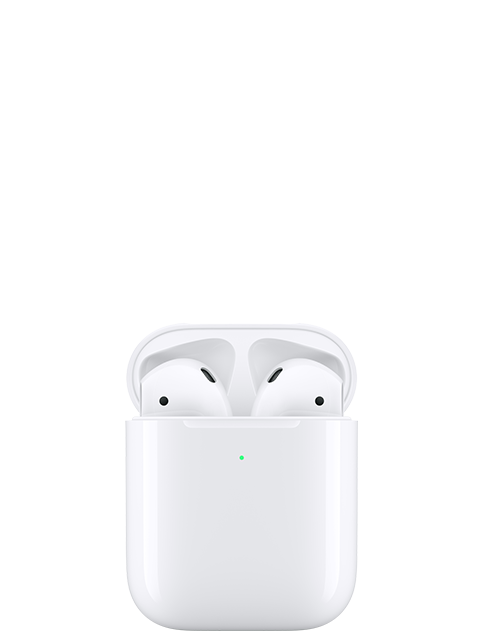 Airpods with Wireless Charge Case