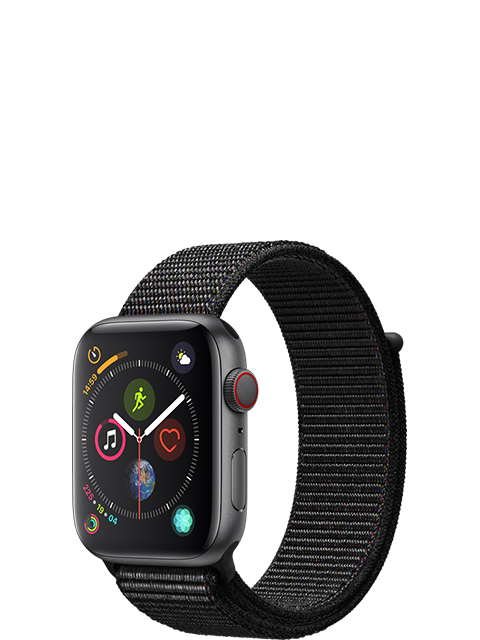 Apple Watch Series 4 (GPS & Cellular), 44mm