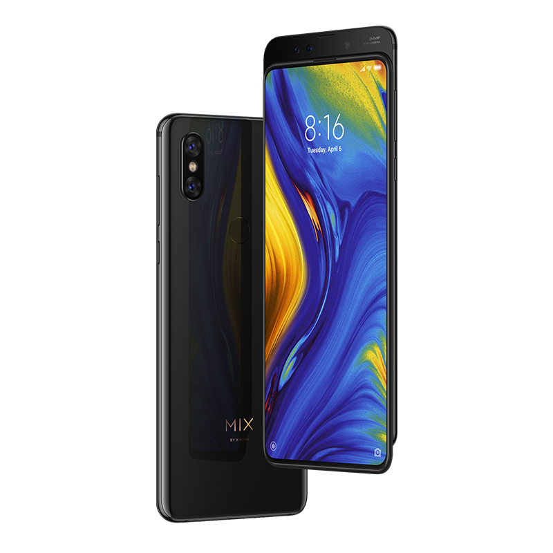 Xiaomi Mi MIX 3 Onyx Black 128 GB