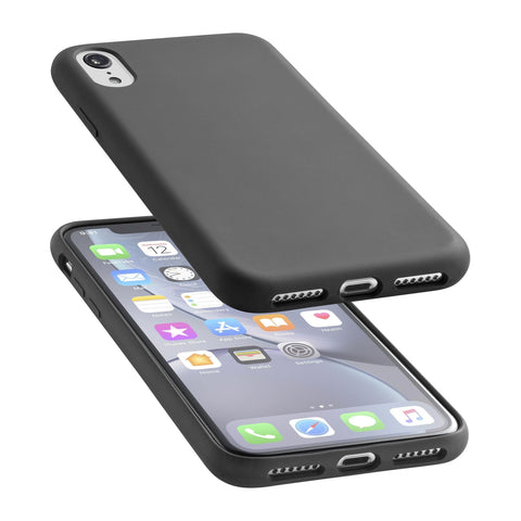 Sensation Case Black for iPhone XR