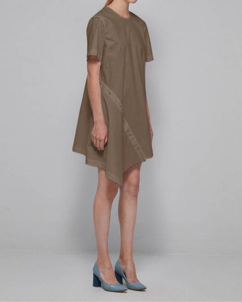 NACALA linen tent dress