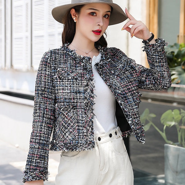 NIKOLAI tweed jacket