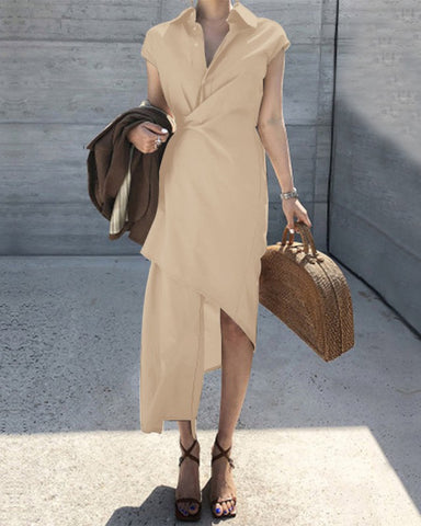 CATO wrap dress