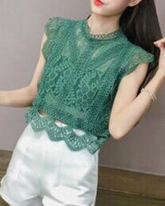 SEDRO lace top