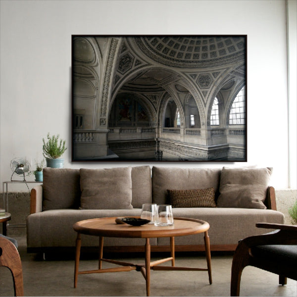 Cathedral on Canvas