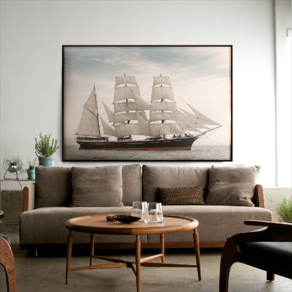 Sailing on Canvas