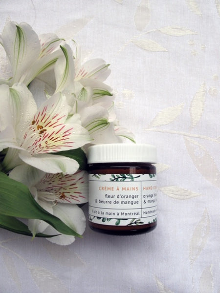 NUPHAR - Hand and body cream