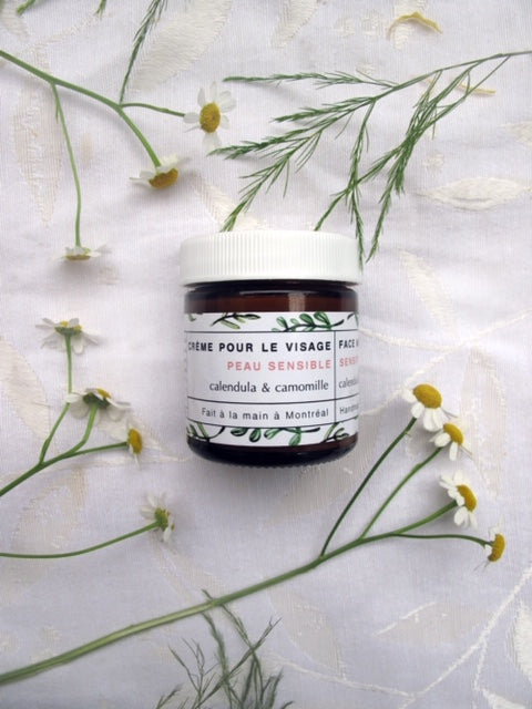 NUPHAR - Face moisturizer - Sensitive skin