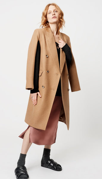 SMYTHE Cape Effect Coat