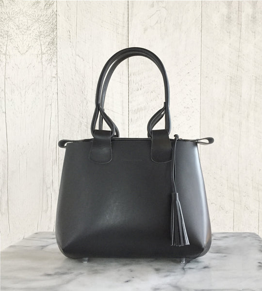 Cabin Bag Black Lysanne Pepin Limited édition