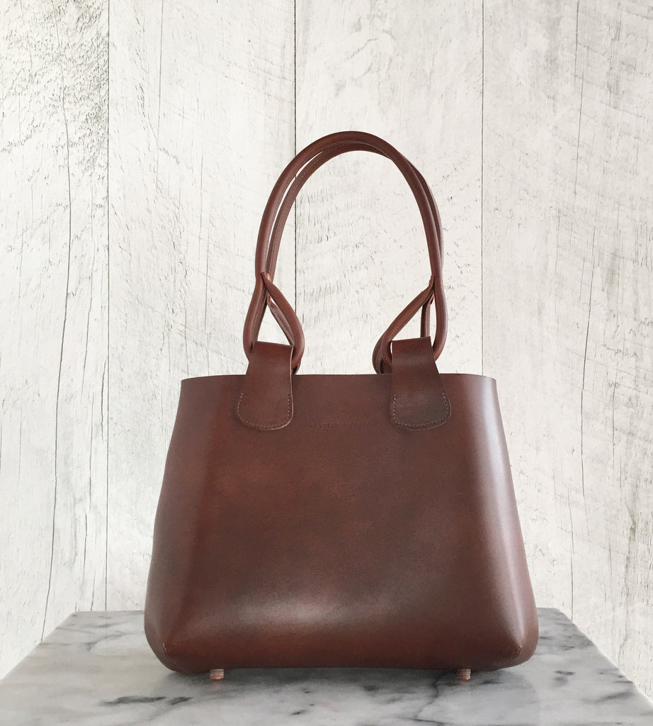 Cabin Bag Brown Lysanne Pepin Limited édition