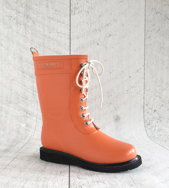 "3/4 Rubber Boot "" Flamingo """