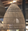 Tulum Wicker Basket Lamp shade