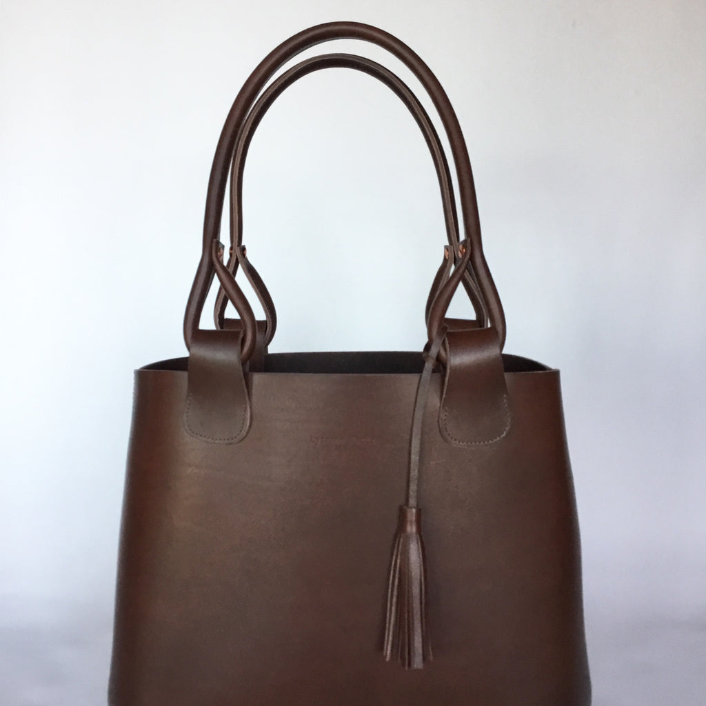Anchor Bag in Brown Lysanne Pepin Limited Edition