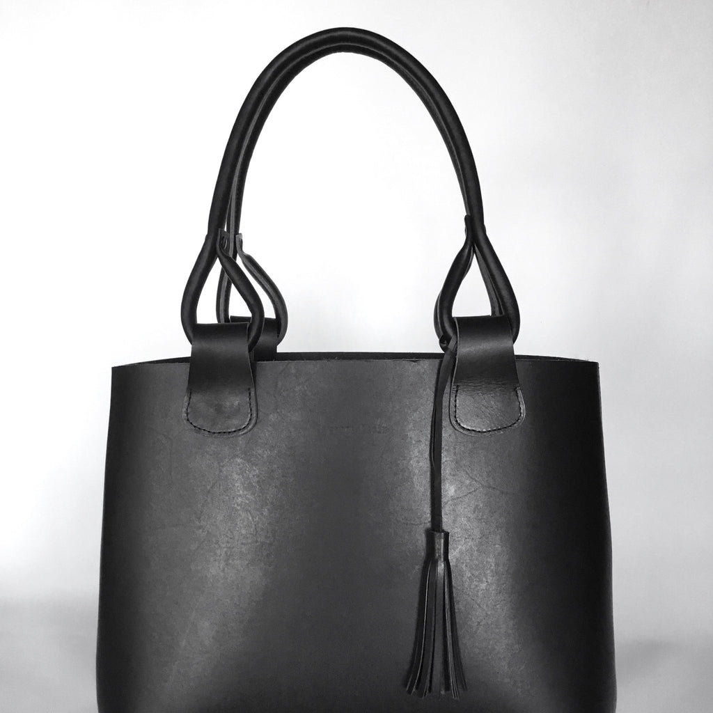 Anchor Bag in Black Lysanne Pepin Limited Edition