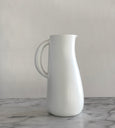 Matte Water Pitcher
