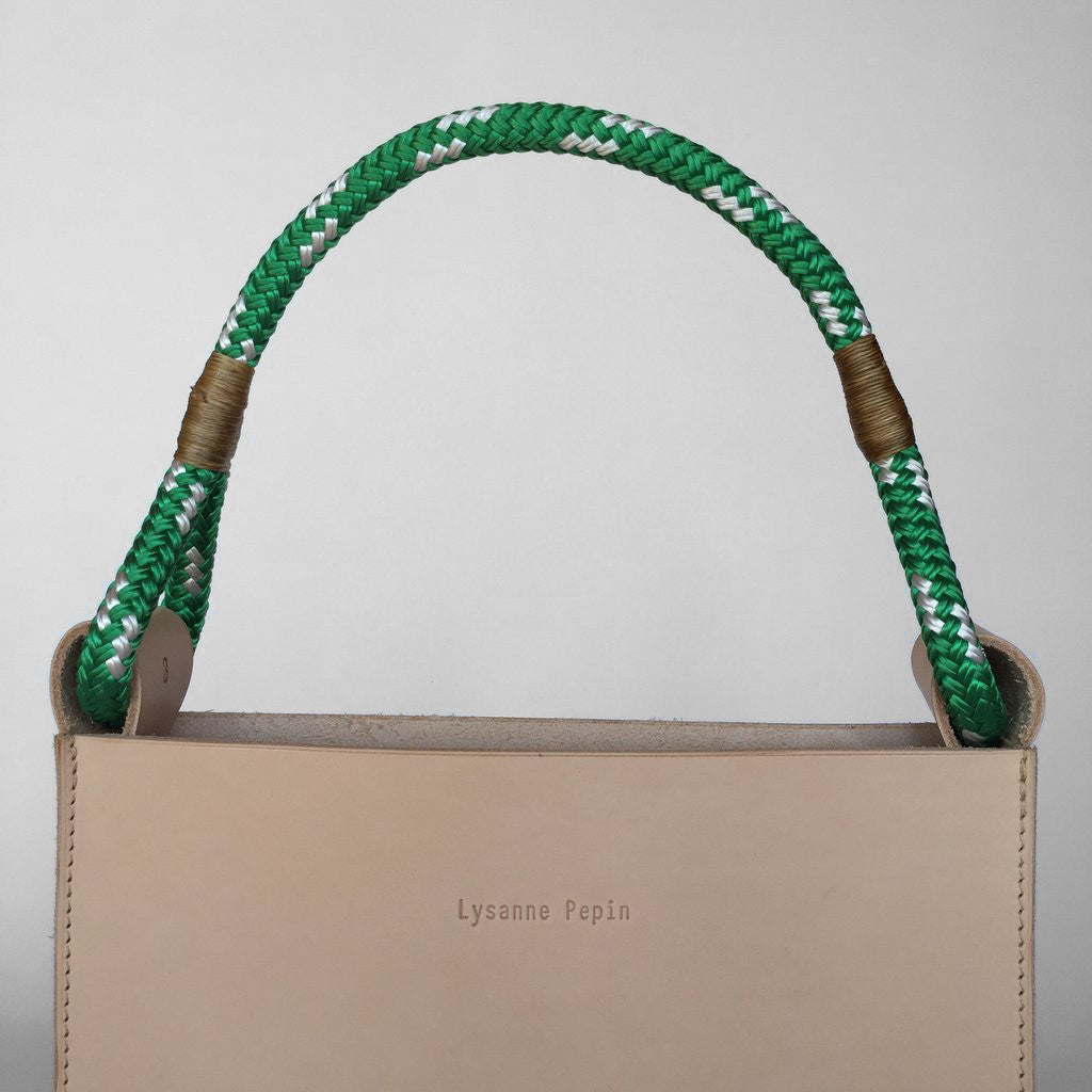 Boat Rope for Hand Bag by Lysanne Pepin Limited Edition