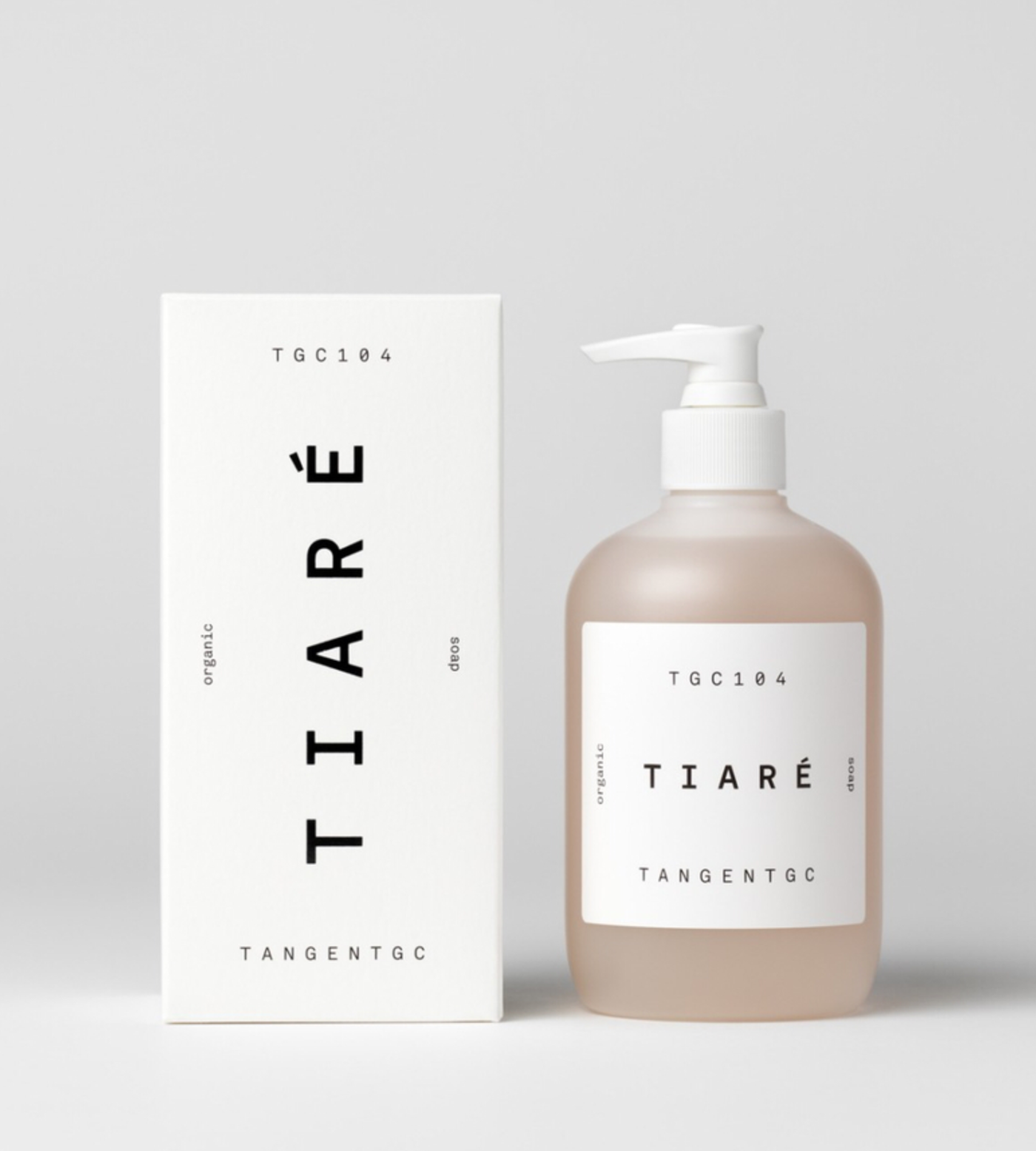 Tiaré Hand and Body Soap